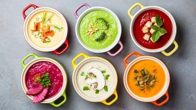 Suppen für die kalte Jahreszeit