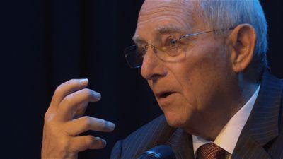 Mensch Schäuble!