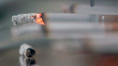 Nikotin - Droge mit Zukunft