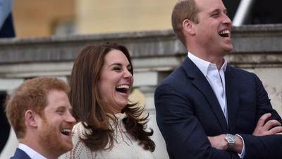 Die Spitznamen der Royals
