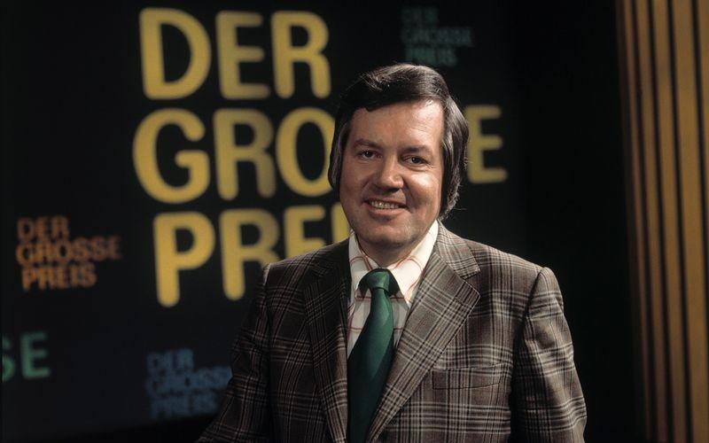 """Das deutsche Fernsehen brachte in den vergangenen Jahrzehnten eine ganze Reihe von Künstlern, Moderatoren und TV-Journalisten hervor, die sich die Bezeichnung """"Legende"""" verdient haben. Wie etwa Moderator Wim Thoelke, der am 26. November vor 25 Jahren starb."""