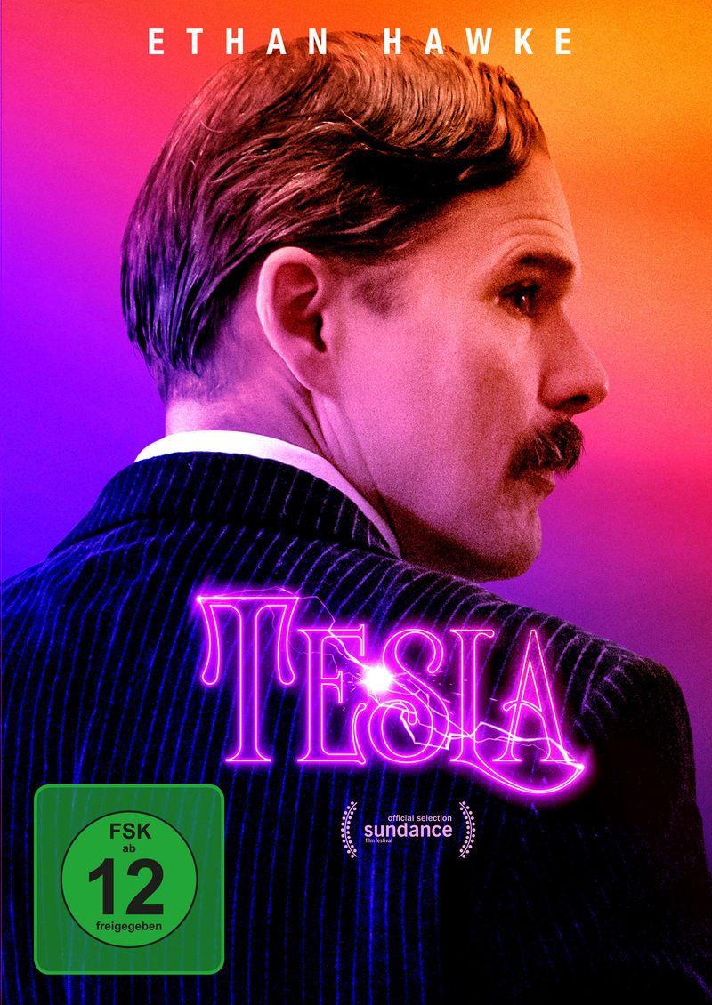 """""""Tesla"""" ist das zweite Biopic über den genialen Erfinder, das 2020 binnen weniger Wochen in die deutschen Kinos kam. Nun ist der Film auch auf DVD und Blu-ray erschienen."""