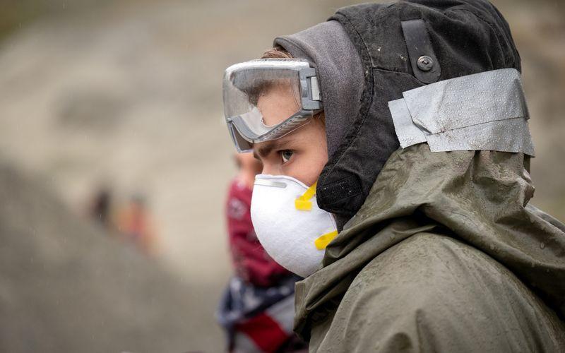 """In der Stephen-King-Adaption """"The Stand"""" hat ein tödliches Virus 99 Prozent der Menschheit dahingerafft."""
